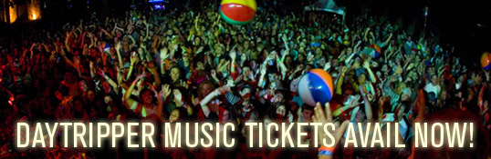 Wanderlust Festival 2010 - Daytripper Music Tickets Available Now